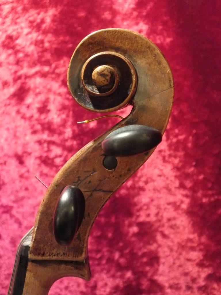 Old German Viola (No Label)