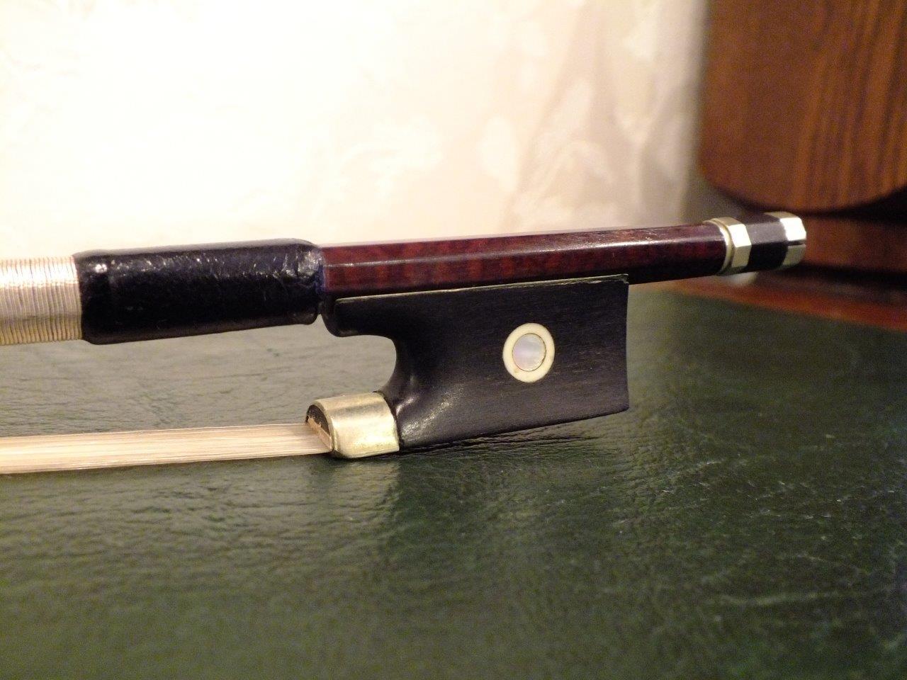 Snakewood Bow